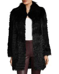 Karl Lagerfeld - Paris Long Coat - Lyst