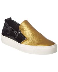 Arche - Tbelo Leather Trainer - Lyst
