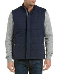 Michael Stars - Quilted Vest - Lyst