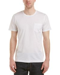 Splendid - Mills Crew T-shirt - Lyst