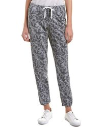 Caleigh & Clover - Kelly Jogger Pant - Lyst