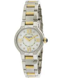 Raymond Weil - Women's Stainless Steel Diamond Watch - Lyst