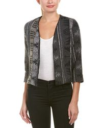 ANAMÁ - Cozy Cropped Wool-blend Jacket - Lyst