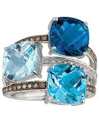 Le Vian - ? 14k 9.75 Ct. Tw. Diamond & Gemstone Ring - Lyst