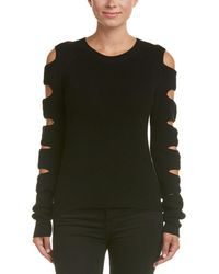 Duffy - Slit Sleeve Sweater - Lyst