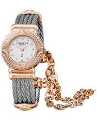 Charriol - Women's St Tropez Watch - Lyst