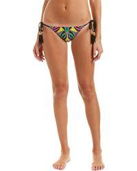 Trina Turk - Africana String Bikini Bottom - Lyst