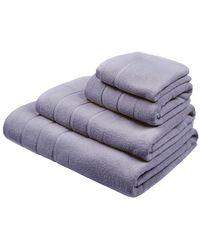 Frette - Set Of 2 Lanes Wash Cloths - Lyst
