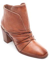 Bernardo - Felicity Leather Bootie - Lyst