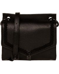 Foley + Corinna - Foley + Corinna Ami Leather Crossbody - Lyst