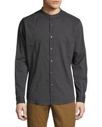 Theory - Zack Ps. Bc. Crunch Shirt - Lyst