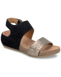 Comfortiva - Seeley Wedge Sandal - Lyst