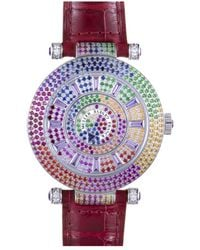 Franck Muller - Women's Art Deco Automatic Watch - Lyst