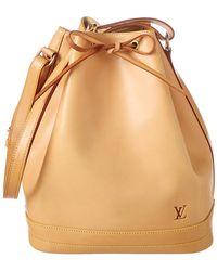Louis Vuitton - Vachetta Leather Noe Petite - Lyst