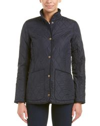 Barbour - Combe Polarquilt Jacket - Lyst