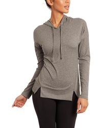 Bally - Ribbed Hoodie - Lyst