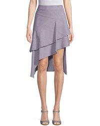 Lea & Viola - Ruffle Skirt - Lyst