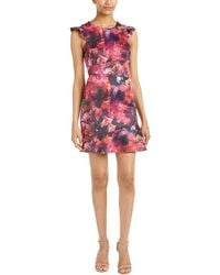 ABS Collection - Sheath Dress - Lyst