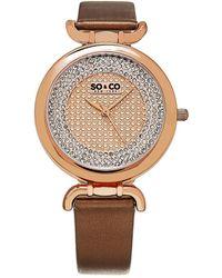 SO & CO - Women's Soho Watch - Lyst