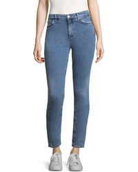 M.i.h Jeans - Bridge Faded Skinny Pant - Lyst