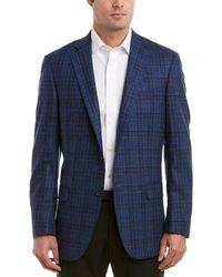 Hart Schaffner Marx - New York Fit Wool Sport Coat - Lyst