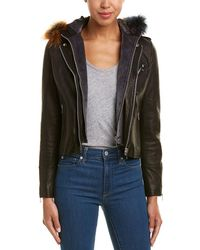 Doma Leather - Leather Jacket - Lyst