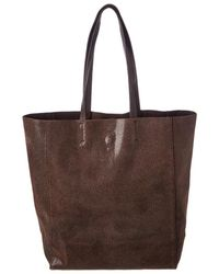 Sorial - Oceana Leather Tote - Lyst