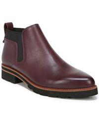 Franco Sarto - Bringham Leather Bootie - Lyst