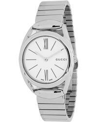 Gucci - Womens Small Dial Horsebit Watch - Lyst