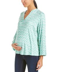 Everly Grey - Maternity Florence Tunic - Lyst