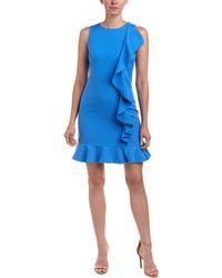 Julia Jordan - Sheath Dress - Lyst
