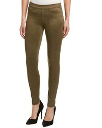 Sneak Peek - Low Rise Olive Skinny Leg - Lyst