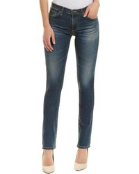 AG Jeans - The Harper Bbw Essential Straight Leg - Lyst