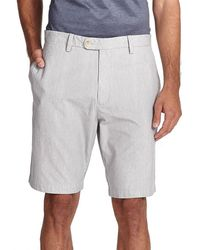 Saks Fifth Avenue - Collection Pincord Bermuda Short - Lyst