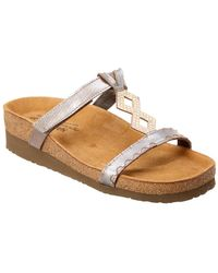 Naot - Aspen Leather Sandal - Lyst