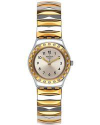 Swatch - Women's Demoiselle D'honneur Diamond Watch - Lyst