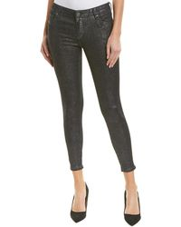 Kut From The Kloth - Connie Charcoal Grey Ankle Skinny Leg - Lyst