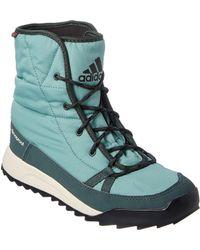 adidas Originals - Women's Cw Choleah Insulated Waterproof Boot - Lyst