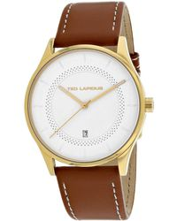 Ted Lapidus - Men's Classic Watch - Lyst