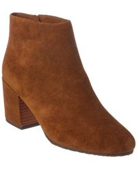 Gentle Souls - Blaise Suede Ankle Boot - Lyst