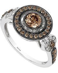 Le Vian - ® Chocolatier® 14k 0.88 Ct. Tw. Diamond Ring - Lyst