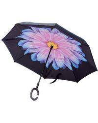 Unique Umbrellas - Multicolor Flower Umbrella - Lyst