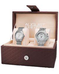 August Steiner - Set Of Two Watches - Lyst