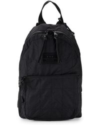 John Varvatos - . Quilted Laptop Backpack - Lyst
