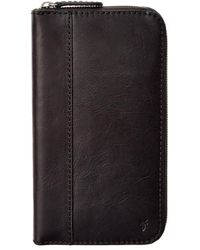 Frye - Logan Men's Travel Wallet - Lyst