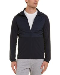 33a8aab53 Lyst - J.Lindeberg J Lindeberg Jacket Hooded Down Lined in Blue for Men