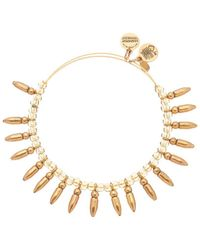 ALEX AND ANI - Sugar And Spikes Expandable Bracelet - Lyst