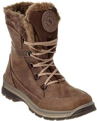 Santana Canada - Women's Messie Leather Boot - Lyst
