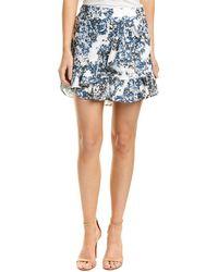Parker - Floral Wrap Skirt - Lyst