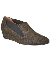 French Sole - Mozart Leather Bootie - Lyst